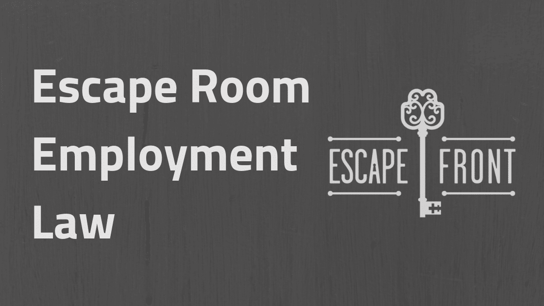 escape room law