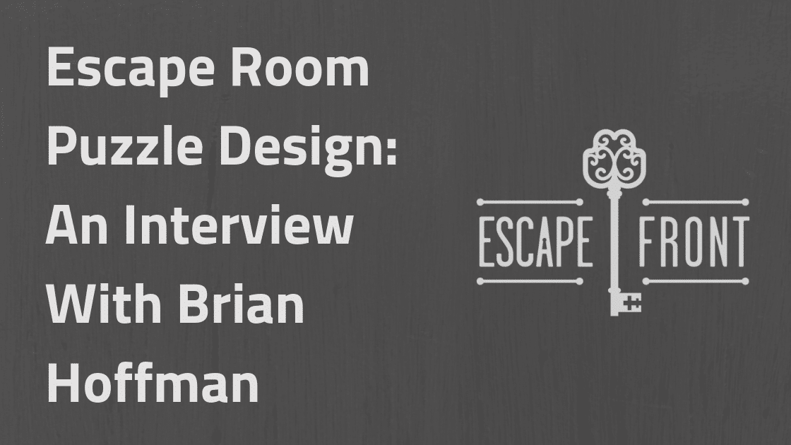 escape room puzzle design
