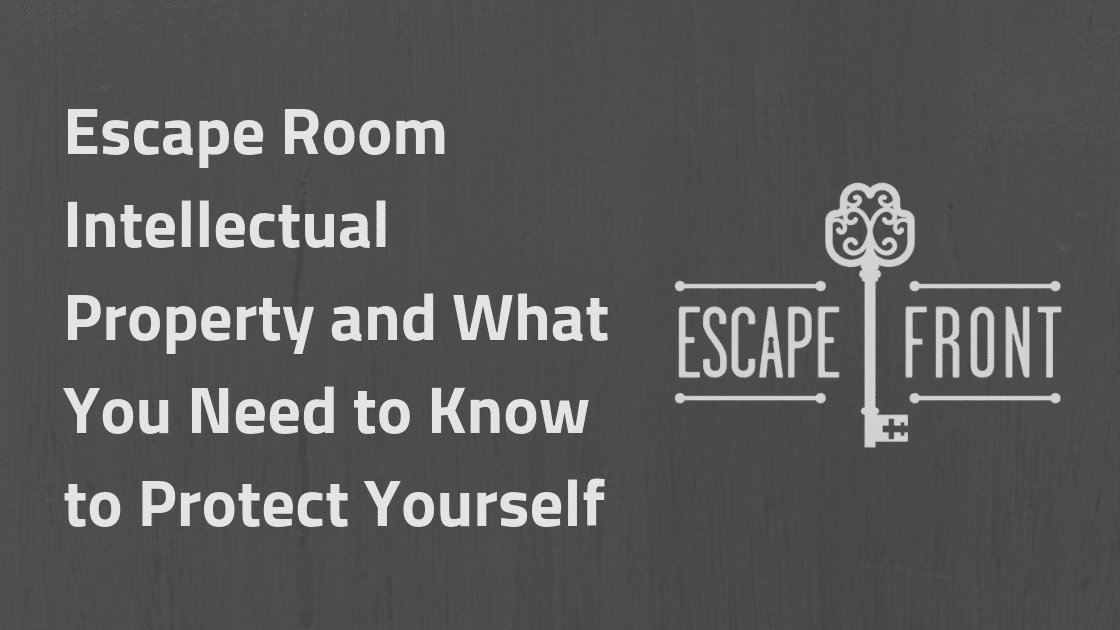 escape room intellectual property