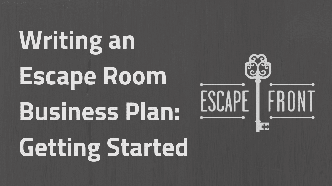Escape Room Business Plan