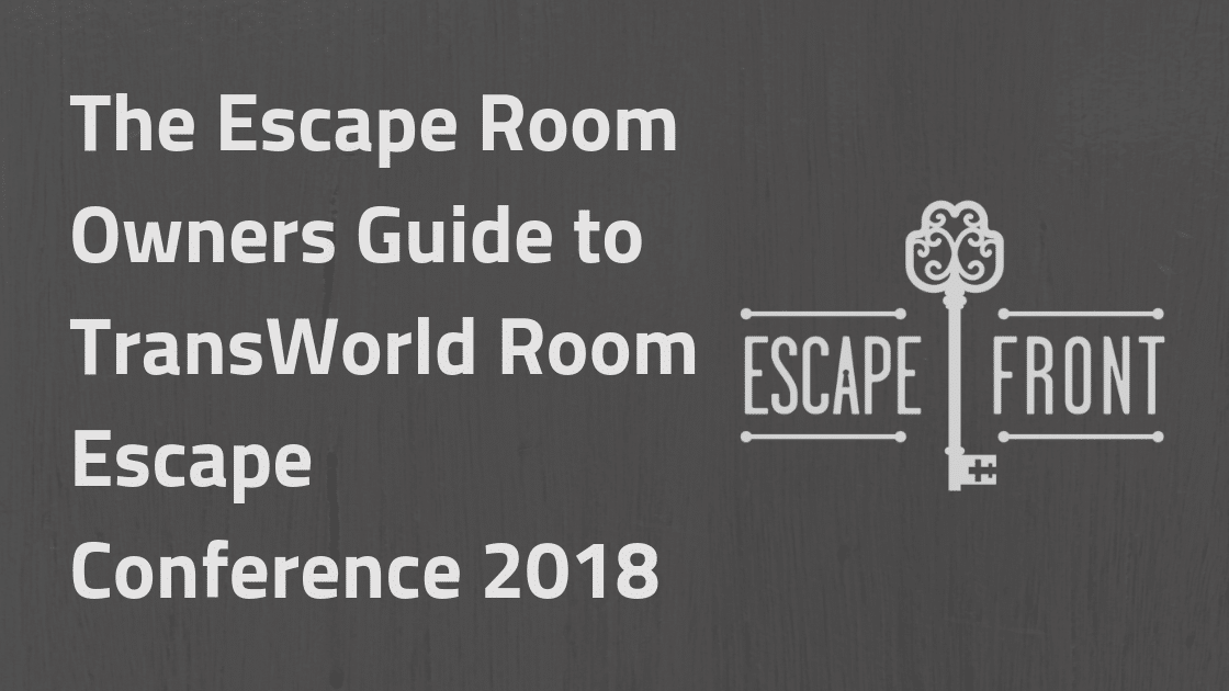 TransWorld Room Escape Conference