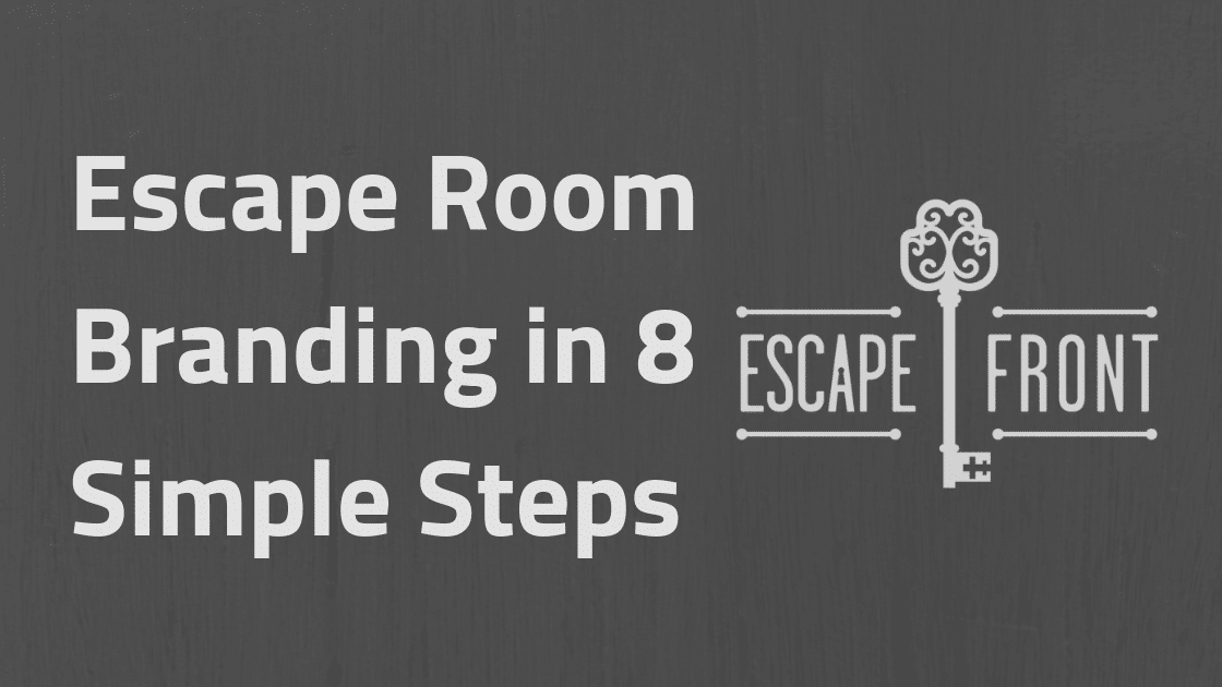 Escape Room Branding