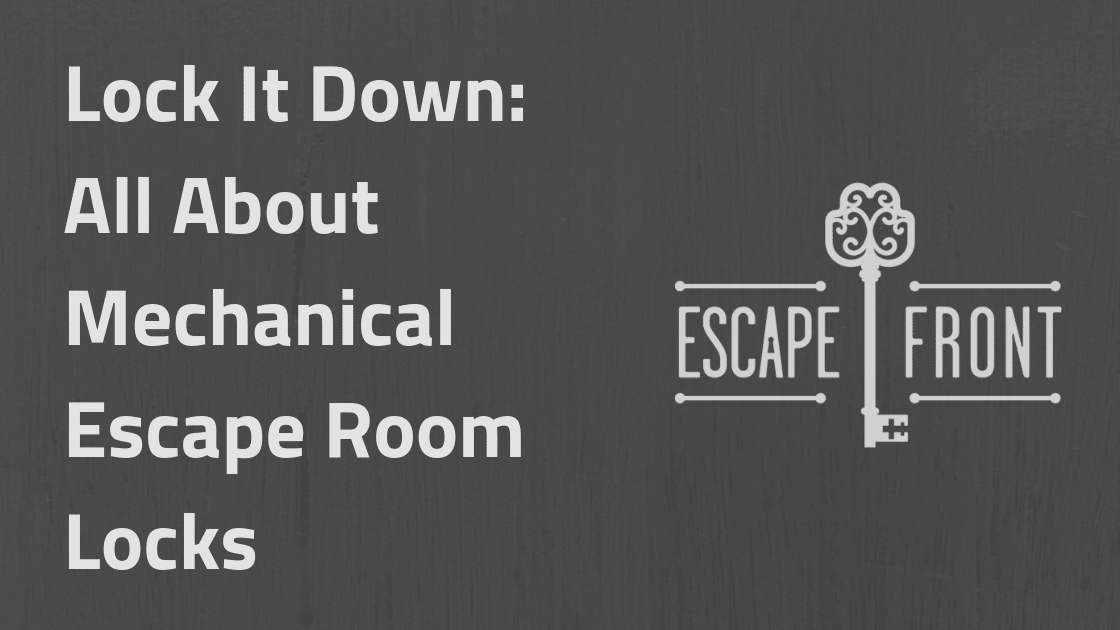 escape room locks