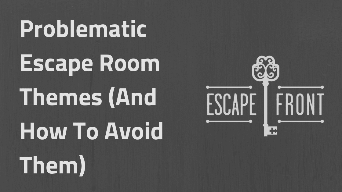 escape room themes
