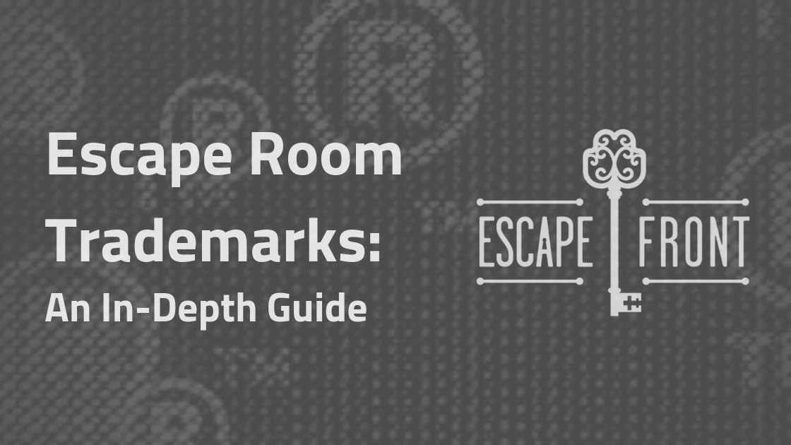 Escape Room Trademarks