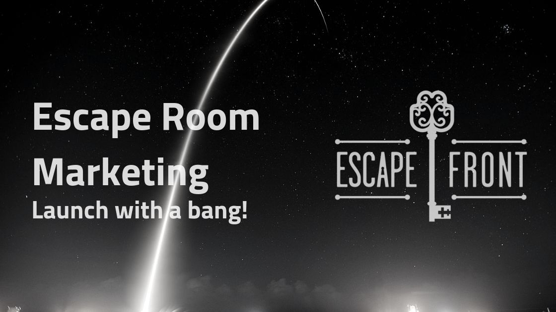 escape room marketing