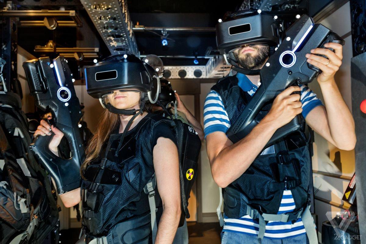 escape room vr solutions